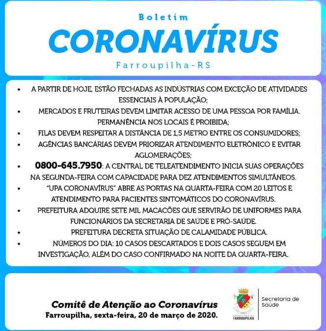 Decreto COVID-19